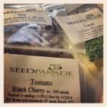 Interesting new seeds.