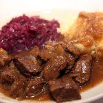 Dutch stew Hachee
