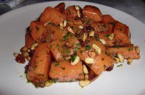 wortelmetrozijnen