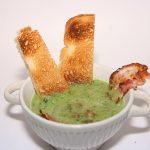 Halloween: rest in peas soup