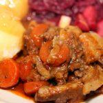 Belly of pork stew